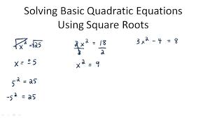 solving quadratic equations taking square roots thumb 540 50 snap marvelous worksheet solving quadratic equations taking