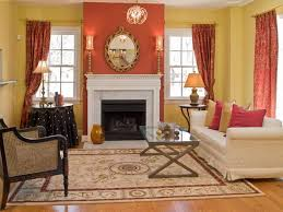 Light Coral Walls Decoration What Color Curtains With Lightlow Walls Decor This
