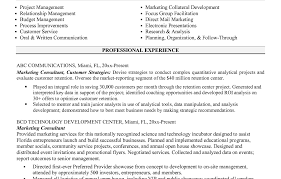 Hotel Sales Manager Resume Bar Catering And Cover Letter Vozmitut