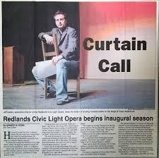 Civic Light Opera Portfolio Jeffcason