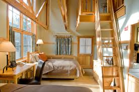 Design Ideas Decorating Contemporary Cool Loft Bedroom Ideas With