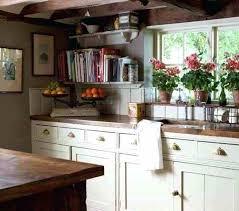 white kitchen butcher block countertops country kitchens with rough butcher block and white cabinets and flower
