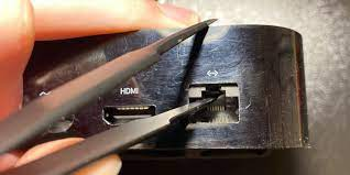 Apple hid a Lightning connector for debugging in the Apple TV 4K's ethernet  port - 9to5Mac