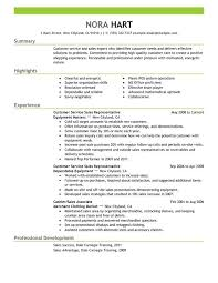 skills of customer service representative unforgettable customer service representatives resume examples to