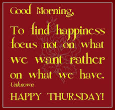 Thursday Morning Quotes Classy 48 Best Good Morning Happy Thursday Quotes