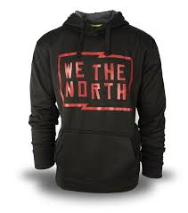 Raptors 'we Collective Hoody North' Men's The Peace