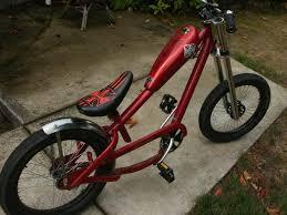 jesse james west coast chopper bicycle saanich victoria
