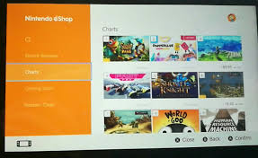 Nintendo Switch Eshop Charts Nintendo Switch Eshop Just Added Charts Other Ideas Neogaf