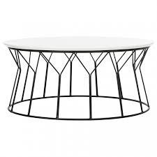 wire coffee table. Retro Wire Coffee Table- White Laquer Top ~ Eclectic Goods : Table