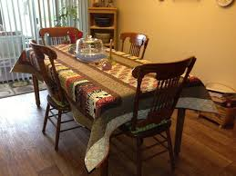66 best tablecloths, quilted images on Pinterest | Cornices, Easy ... & Quilting: Quilted Tablecloth Adamdwight.com