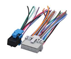 rfq wiring harness wiring library get quotations · 2002 2004 gmc envoy radio stereo wire harness car audio parts