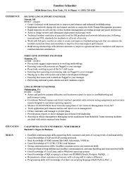 Beautiful Noc Engineer Resume Sample Ideas Entry Level Resume