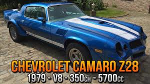 Chevrolet Camaro Z28 (1979) - V8 - 5700cc - 350hp [CUSTOMIZATION ...