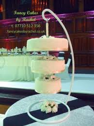 is this the first chandelier wedding cake in manchester