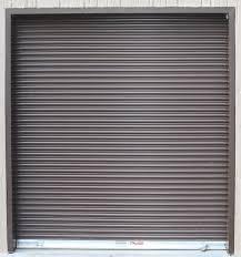 12x12 garage doorExterior Dark Grey Steel Roll Up Garage Doors Home Depot For