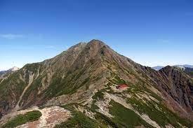日本 で 二 番目 に 高い 山