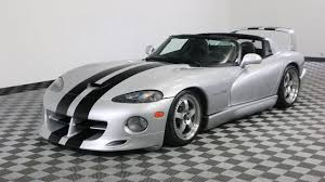 1999 DODGE VIPER HENNESSEY UPGRADE - YouTube