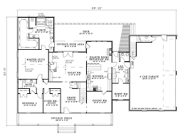 country floor plans