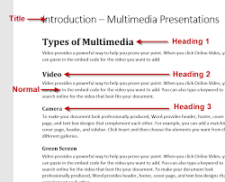 Create A Ppt How To Create Powerpoint Presentation Automatically From A Ms Word