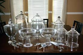 quirky glass jars for candy buffet jar set whole basic wedding