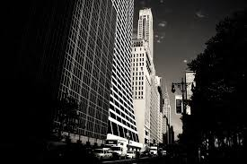 chrysler building black and white at night. u003ch2u003ethe wr grace building and the chrysler midtown new york black white at night