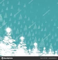 Winter Holiday Abstract Background Stock Photo