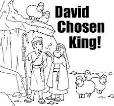 Small Picture David Coloring Pages David bible printables king David