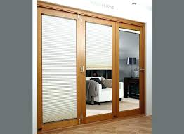 sliding door with built in blinds french patio doors with built in blinds built in blinds