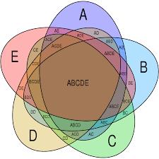 Venn Diagram 5 Circles File Symmetrical 5 Set Venn Diagram Svg Wikimedia Commons