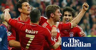 Check spelling or type a new query. Bayern Munich Crush Barcelona With Thomas Muller Leading The Rout Champions League The Guardian