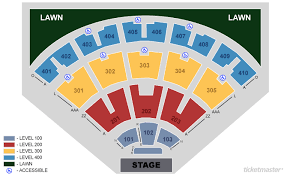 Budweiser Stage Toronto Seating Chart Tickets Walk Off The Earth Toronto On At Ticketmaster