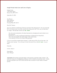 Sales Letter For Product Application Support Cover Letter Case