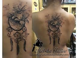 Beautiful Dream Catcher Tattoos Beautiful Dream Catcher Tattoo done by Mukesh Waghela a Tattoo 79