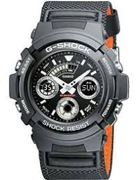 casio watches shop amazon uk casio g shock men s watch black analogue display and nylon strap aw 591ms