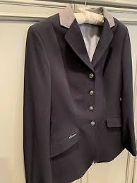 Pikeur Diana Size Chart Pikeur Navy Show Coat Size 36ins Chest Ref 1672 47