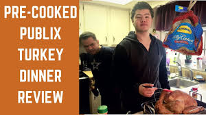 Publix fans could go on and on about the deals you can get at the grocery chain, but not everything at publix is worth your money. Ordered Publix Pre Cooked Turkey Dinner Would I Do It Again Does It Save Time Review And Rating Youtube