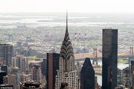 chrysler building observation deck. spire fight some say that the empire state buildingu0027s mast was only added so it chrysler building observation deck