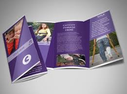 brochure template special needs assisted living brochure template mycreativeshop