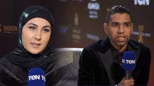 أول ظهور لمؤمن زكريا وزوجته في لقاء تلفزيوني ورسالة مهمة من مؤمن زكريا  للجمهور - YouTube