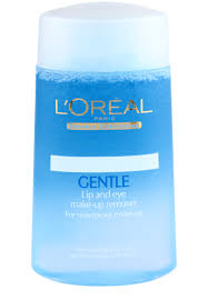 l oreal gentle lip and eye makeup remover for waterproof make up mugeek vidalondon