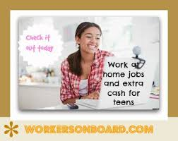 Office Jobs For Teens Wah Jobs For Teens Workersonboard