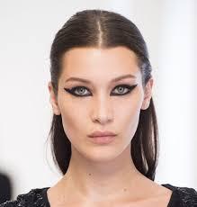 bella hadid on the dior fall 2016 couture runway photo imaxtree