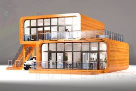 Pod Home Iform Buildings Tan Pod Timber Frame Buildings