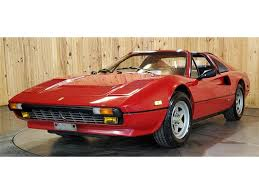 Find 2 used 1978 ferrari 308 gts as low as $92,980 on carsforsale.com®. Classic Ferrari 308 For Sale On Classiccars Com