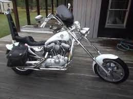 Harley Davidson Custom Chopper  O