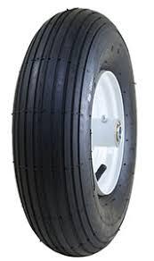 Wheelbarrow Tire Size Chart