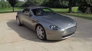 West Tn 2008 Aston Martin Vantage Roadster Convertible V8 For Sale Info Www Sunsetmotors Com Youtube
