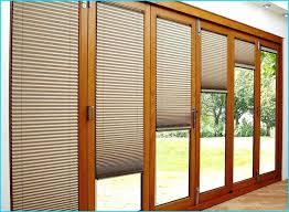 sliding door with built in blinds patio door built in blinds accordion french doors inch french