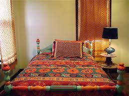 Designer Challenge Global Bedspreads For A Unique Bed Saffron Speak