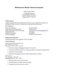 central service technician resume sample tips resume 2016